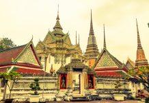 Palacio Wat Pho Bangkok