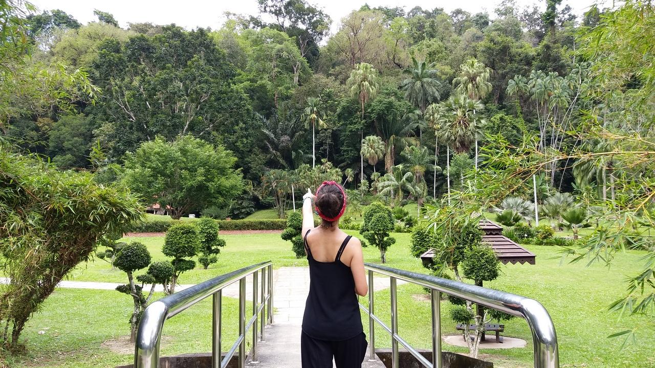Jardín Botánico de la Isla de Penang