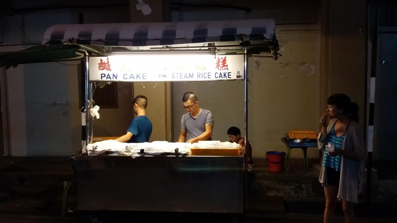 Masitas dulces Penang