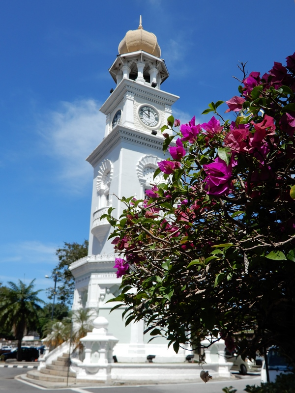 Clock Tower Penang