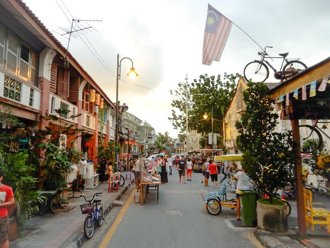 Armenian Street Georgetown
