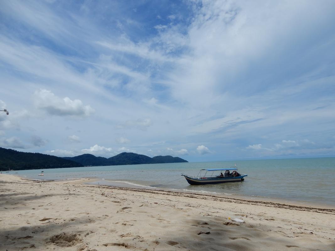 Playa Batu Ferringhi Penang