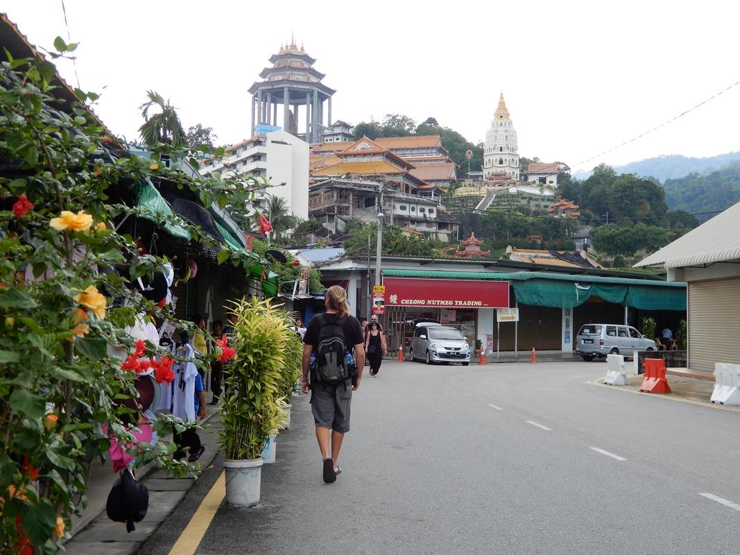 Market Kek Lok Si penang