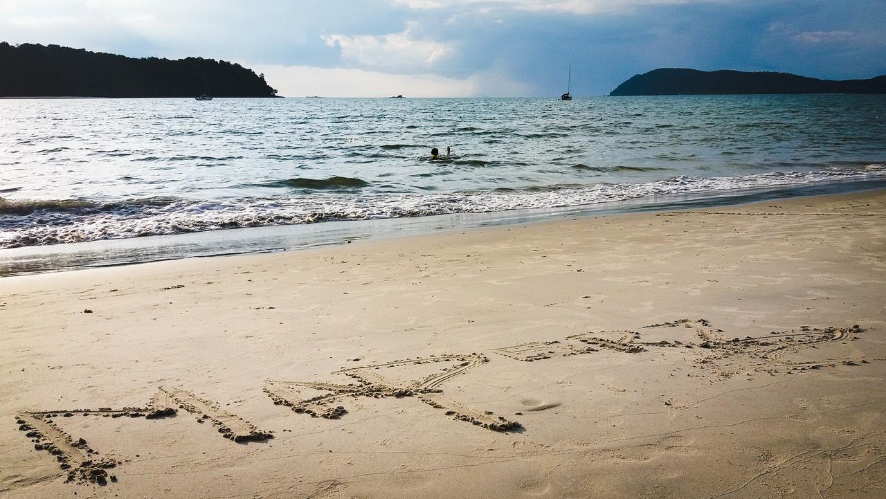 Playa Cenang Langkawi
