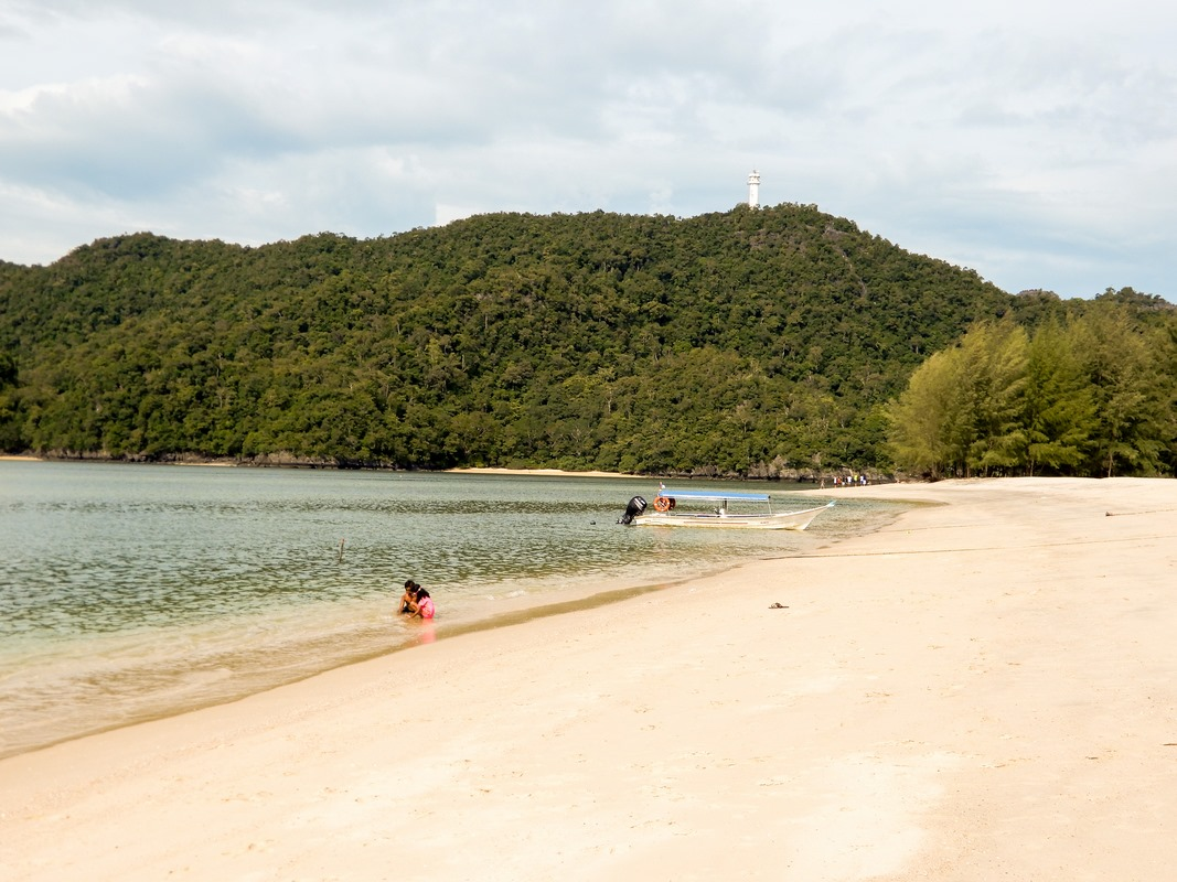 La mejor Playa de Langkawi