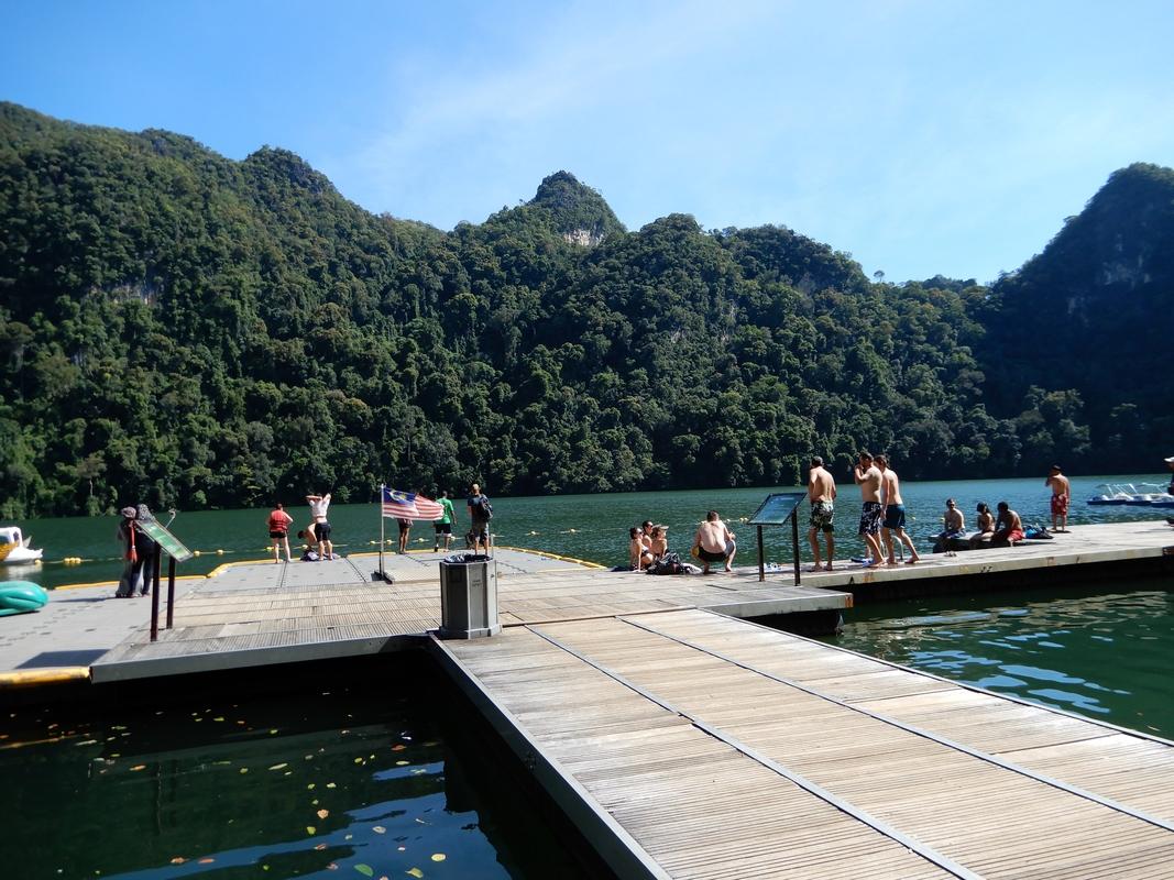 Pregnant Maiden Lake Langkawi