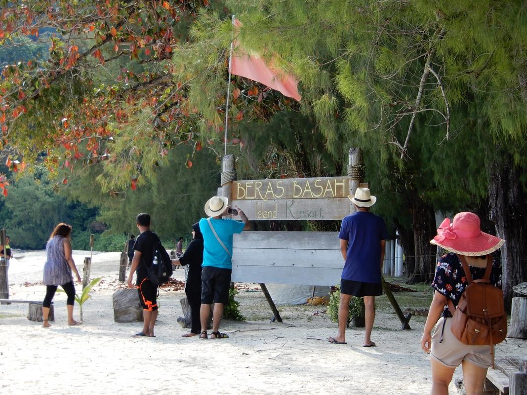Isla Beras Basah Langkawi