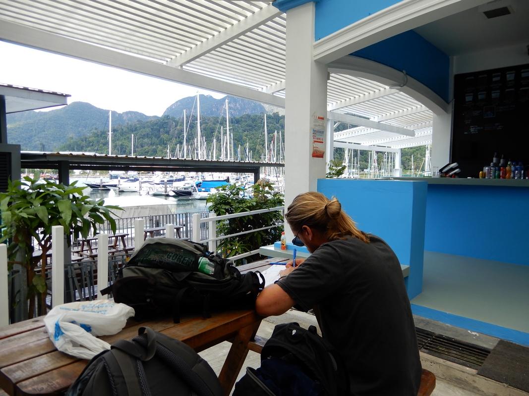 Telaga Terminal Langkawi