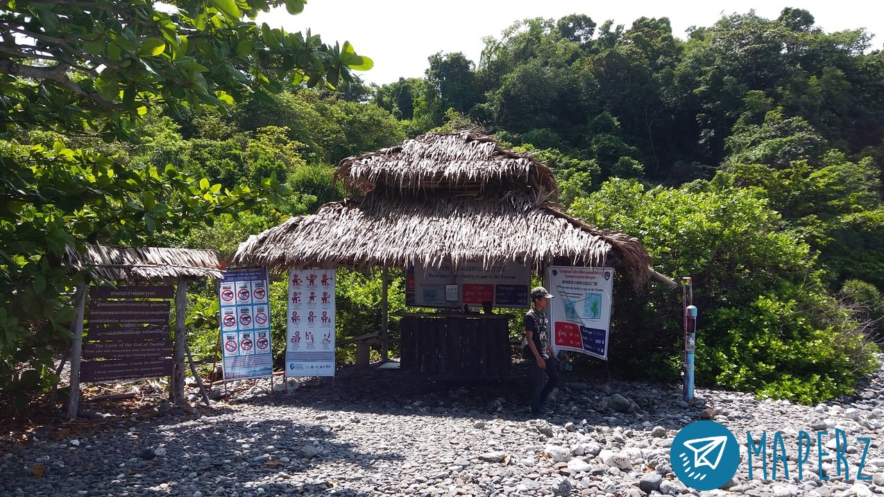 Tarifa por Parque nacional Tarutao
