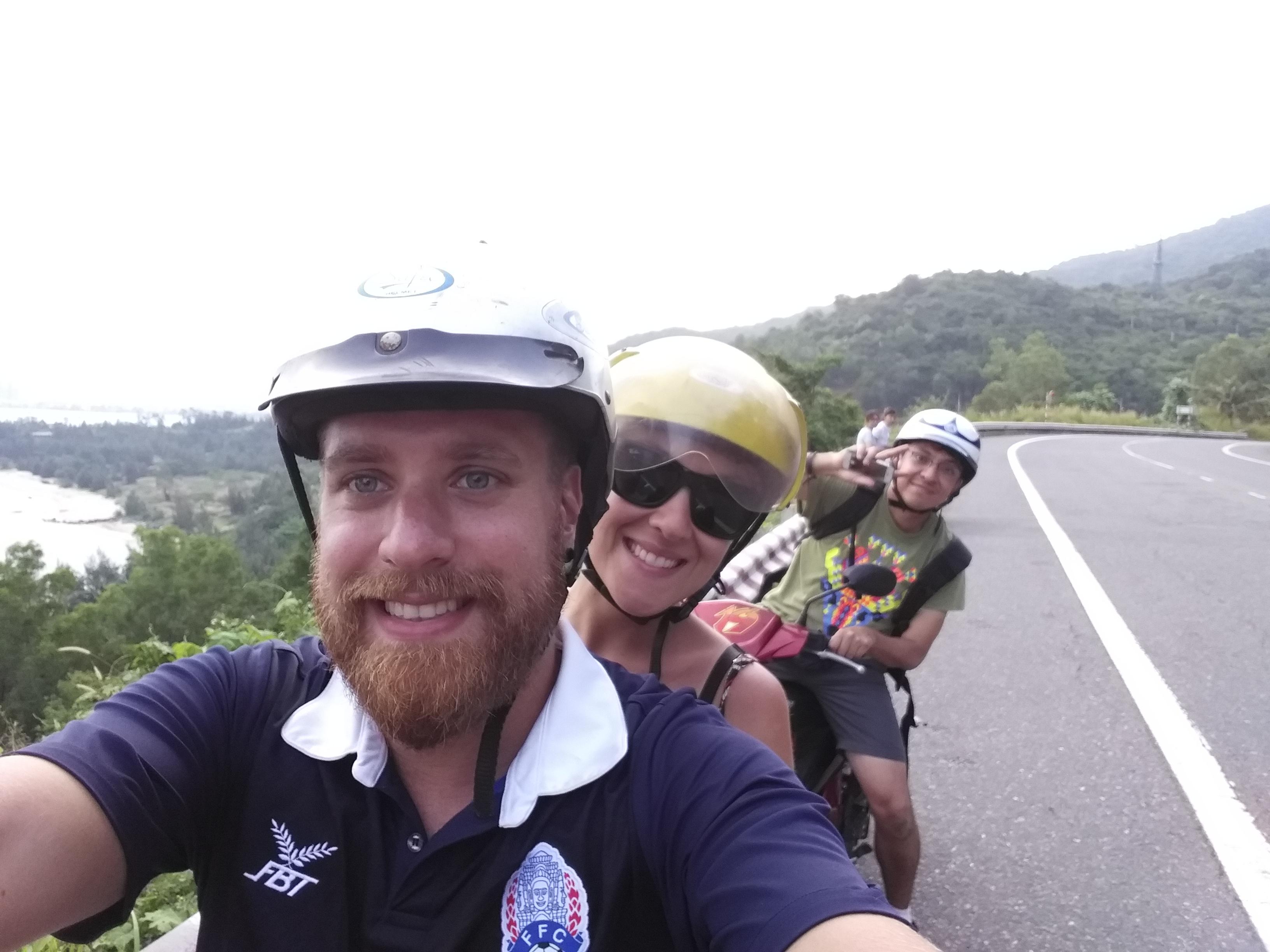 Moto Trip a Hue