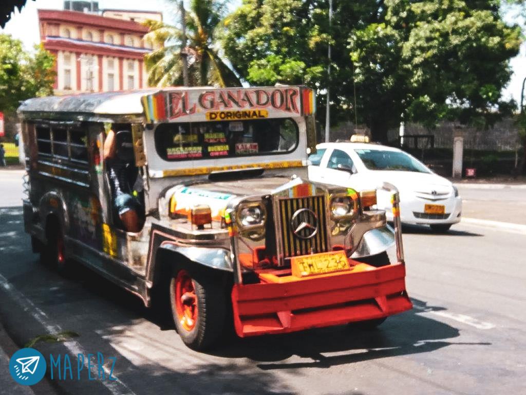 Jeepneys de Manila