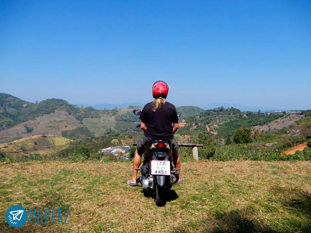 Maravilloso Viaje hasta Mae Salong