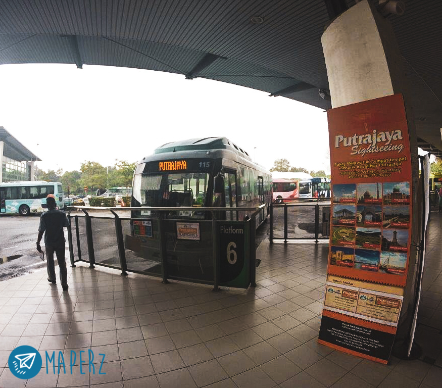Tour por Putrajaya